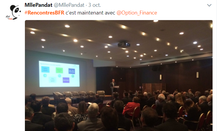 Rencontres option finance